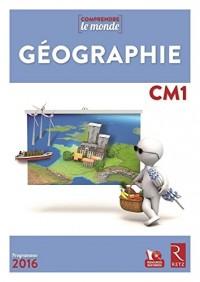 Géographie CM1 (+DVD)
