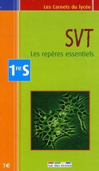 SVT 1e S : Les repères essentiels