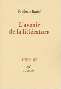 L'Avenir de la littérature