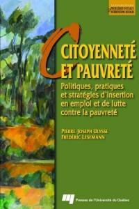 Citoyenneté et pauvreté : politiques, pratiques et stratégies d'insertion en emploi et de lutte contra la pauvreté