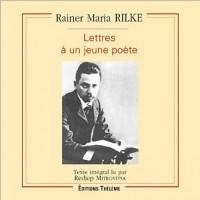 Lettres a jeune poete (en rupture chez l'éditeur)