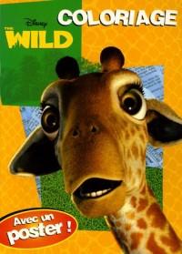 The Wild Coloriage : Avec un poster !