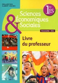 S.E.S. 1re Ne 2011 Livre du Prof