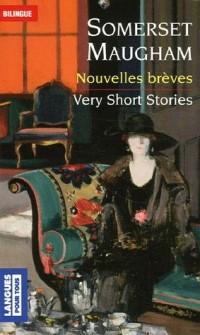 Nouvelles brèves : Edition bilingue français-anglais