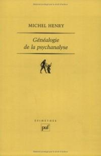 La généalogie de la psychanalyse : Le commencement perdu