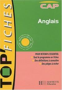 Top Fiches : Anglais CAP (livre de l'élève)