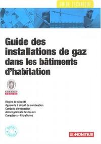 Guide des installations de gaz dans les bâtiments d'habitation