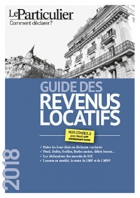 Guide des revenus locatifs 2018