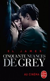 Cinquante nuances de Grey - Edition film [Poche]