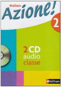 Azione Italien Niveau 2 2 CD Classe