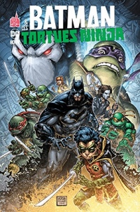 Batman & les Tortues Ninja Tome 2