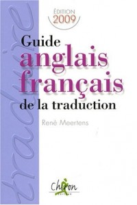 Guide anglais français de la traduction