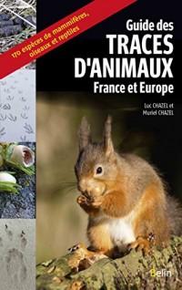 Guide des traces d'animaux - France et Europe
