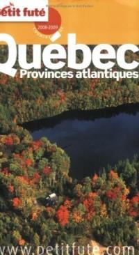Le Petit Futé Québec : Provinces maritimes