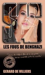 SAS 191 Les fous de Benghazi [Poche]