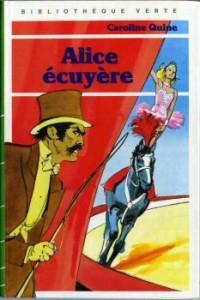 Alice écuyère