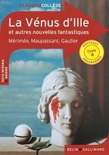 La Vénus d'Ille et autres nouvelles fantastiques [Poche]