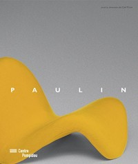 Pierre Paulin, catalogue exposition