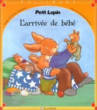 Petit Lapin : L'arrivée de bébé
