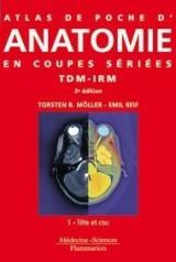 Atlas de poche d'anatomie en coupes sériées