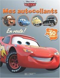 Cars Quatre Roues : En route ! : Démarrez les moteurs ! Mes autocollants