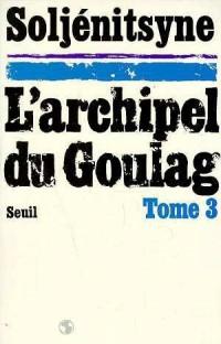 L'Archipel du Goulag, 1918-1956