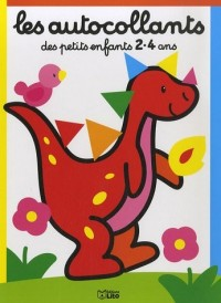 Dinosaure 2-4 ans