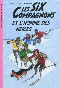 Les Six Compagnons et l'homme des neiges
