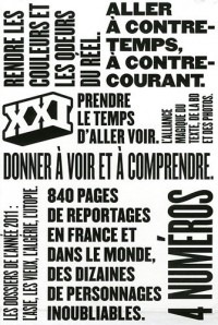 XXI : Coffret 4 volumes 2011 : N° 13 à 16