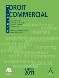 Manuel de Droit Commercial, 2 Eme Editio