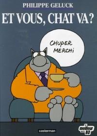 Le Chat, Tome 12 : Et vous, chat va ?