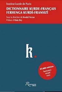 Dictionnaire kurde - français