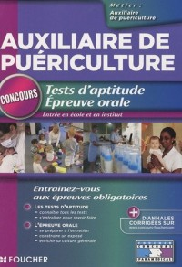 Tests d'aptitude épreuve orale