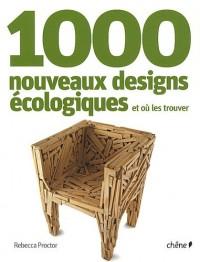 1000 nouveaux designs écologiques et où les trouver