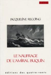 Le naufrage de l'amiral Buquin