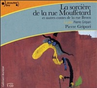 La Sorcière de la Rue Mouffetard CD