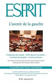 Revue Esprit N 427 l Avenir de la Gauche Sept 16