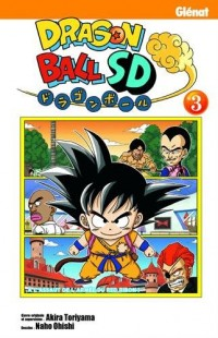 Dragon Ball SD Vol.03
