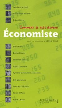 Comment je suis devenu économiste