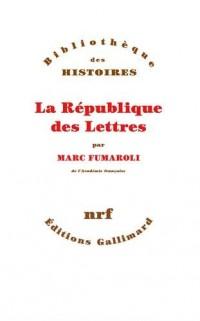 La République des Lettres