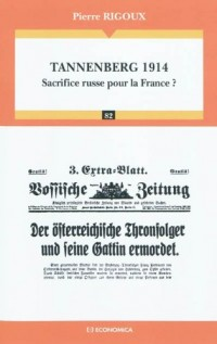Tannenberg 1914 : Sacrifice russe pour la France ?
