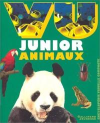 Vu junior animaux : L'Encyclopédie visuel compacte