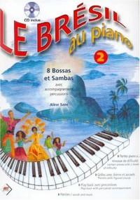 Bresil Piano Vol 2 -Tempo de Carnaval