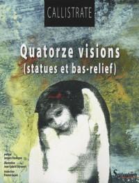 Quatorze visions poétiques : (Statues et bas-relief)