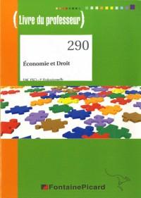 Economie et droit BAC PRO 1ère pro corrigé