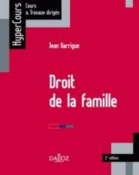 Droit de la famille - 2e éd.