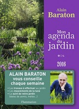 Mon agenda du jardin 2016