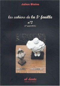 Les cahiers de la 5ème feuille N° 2 Avril 2002