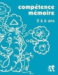 Compétence mémoire 2 à 6 ans