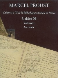 Cahier 54